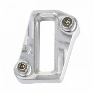 Weld-On MAF sensor adapter flange engineered to fit Infiniti G35, G37, Q50, Q60, & Q70 mass air flow sensor